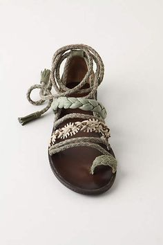 Weaver Finch Sandals - anthropologie.com