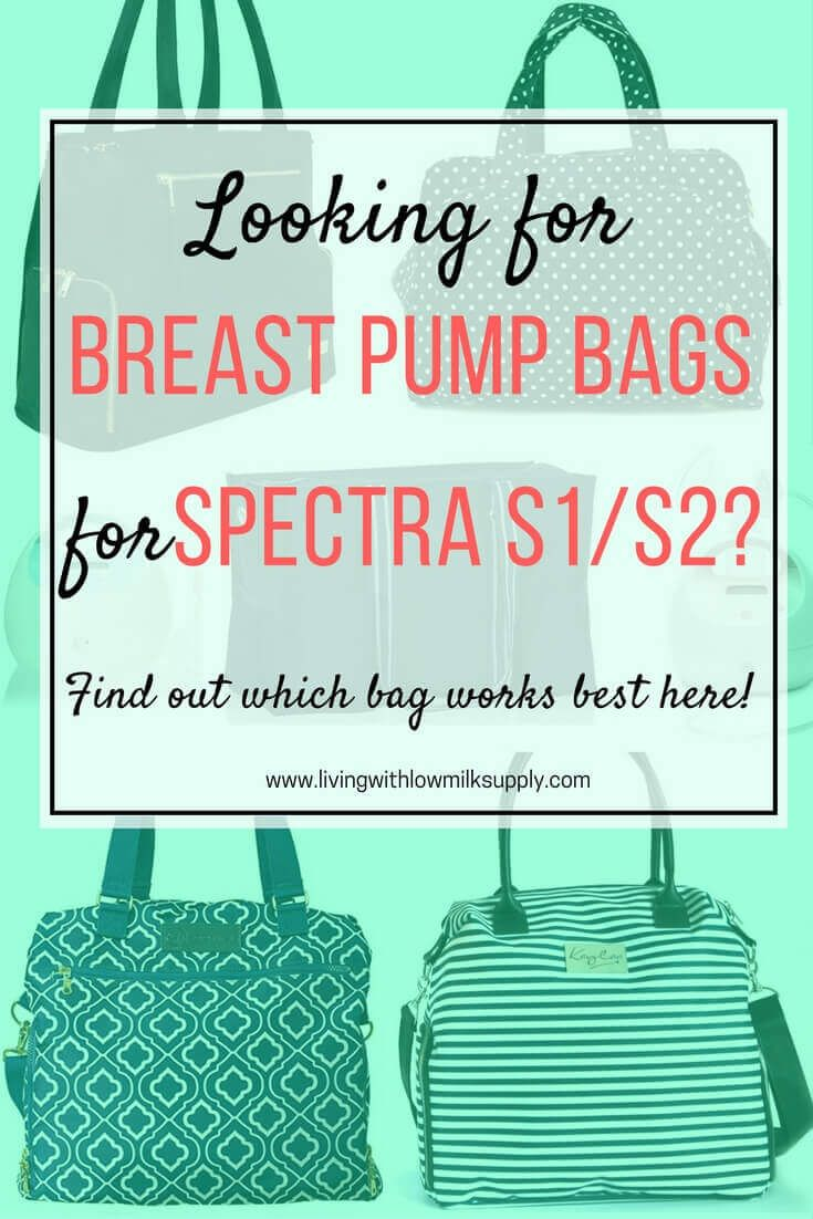 Are you looking for spectra breast pump bag for your Spectra S1 or S2? Click over to check my recommendation.