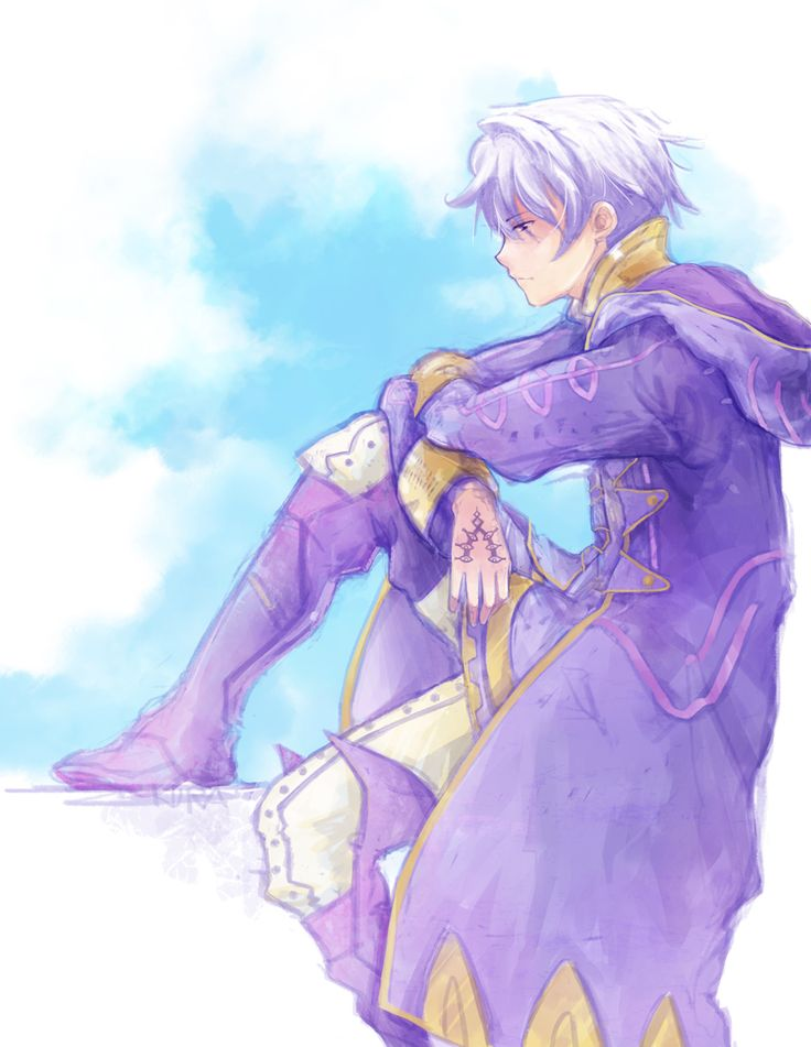 Rufure - Fire Emblem: Awakening by CocaKura.deviantart.com on @deviantART