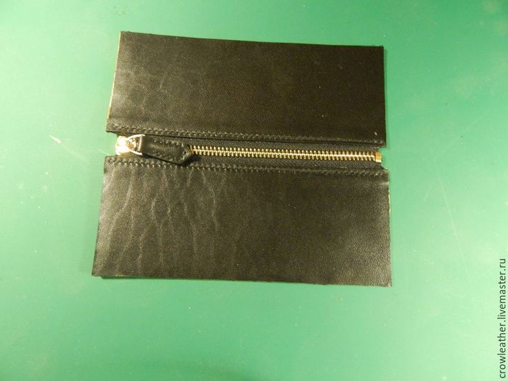 Создаем бумажник на молнии - Ярмарка Мастеров - ручная работа, handmade
