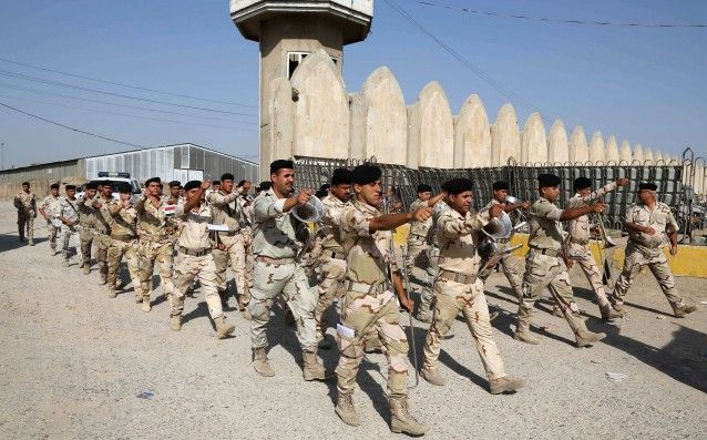 $25 Billion Later, U.S. Plans To Invest More In Iraqi Army -- Staggering amounts have been lost to corruption. America could save more lives by using the money to fix problems at home instead.