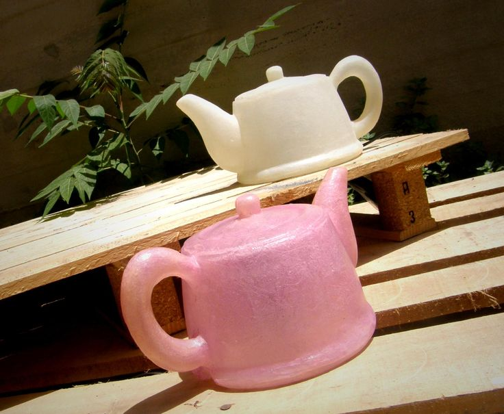 Lighting fixtures in the shape of tea pots, made out of fiberglass. They can be placed on any surface, as fiberglass is robust and lightweight material.  Dimensions: 15 x 34cm  We have the lamp in two retro colours: Retro Lilac and Milky White.  Please look at more photos, by cutting and pasting the following links:  http://gshopspot.gr/product.php?product_id=707 --> for the Retro LILAC Tea Pot http://gshopspot.gr/product.php?product_id=708 --> for the Milky WHITE Tea Pot