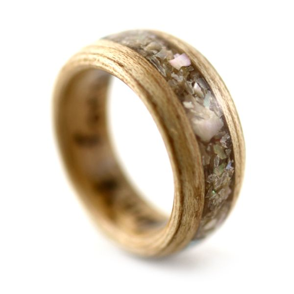 Simply Wood Rings - Wooden Wedding Ring Gallery