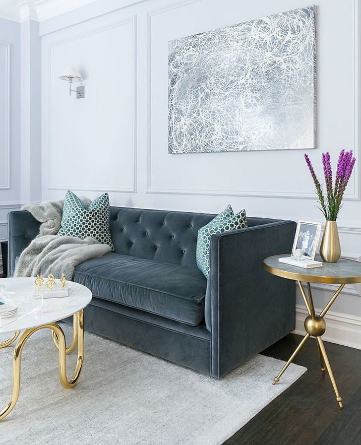 23 best Inspired by Velvet images on Pinterest   Couches, Canapes ...