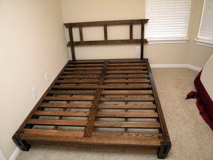 Best 25 japanese platform bed ideas on pinterest minimalist bed frame bed design and - Japanese style platform bed plans ...