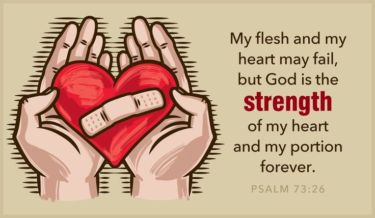 Send this FREE Psalm 73:26 - Heart May Fail eCard to a friend or family member!  Send free Care & Encouragement ecards to your friends and family quickly and easily on CrossCards.com. Share an animated Care & Encouragement eCard or a cute and funny ecard with your family and friends, it's easy!  Find that perfect Care & Encouragement card, add a personalized message, then press send!  That's all it takes to brighten the day of a friend with a FREE eCard!  CrossCards.com – Free Christian…