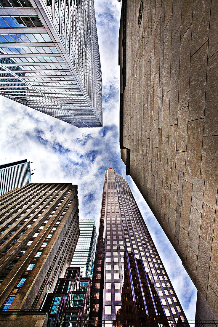 Bank Towers Toronto, Ontario