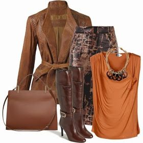 Dressing Your Truth Ideas Type 3: Dressy Outfits...especially love those boots, but without heels?
