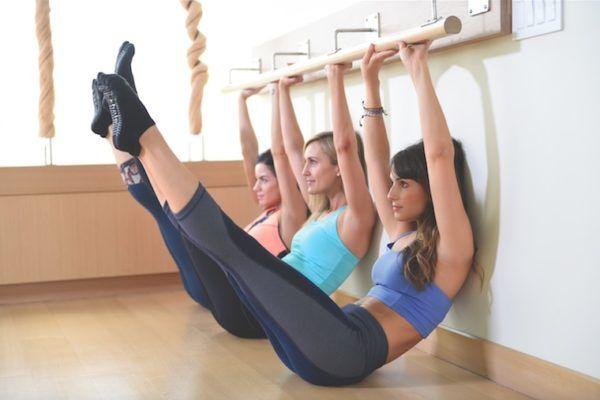 25 besten Barre Workout Bilder auf Pinterest   Sportübungen, Fitness ...