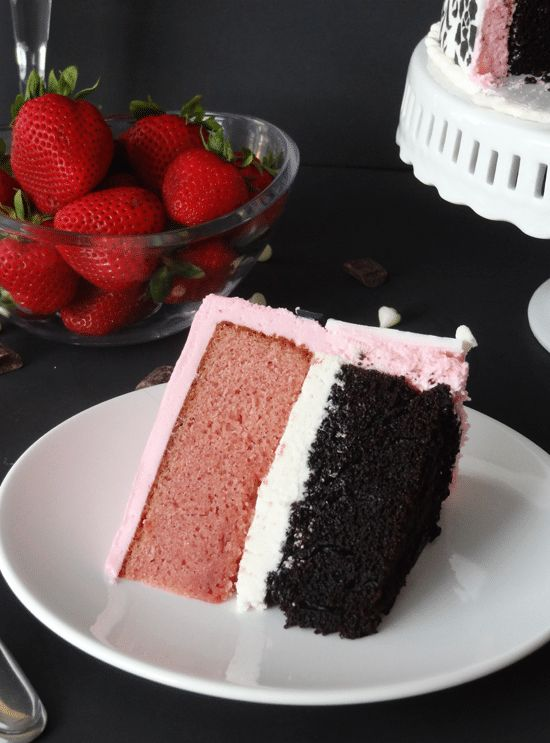 Neapolitan Layer Cake Recipe Uk