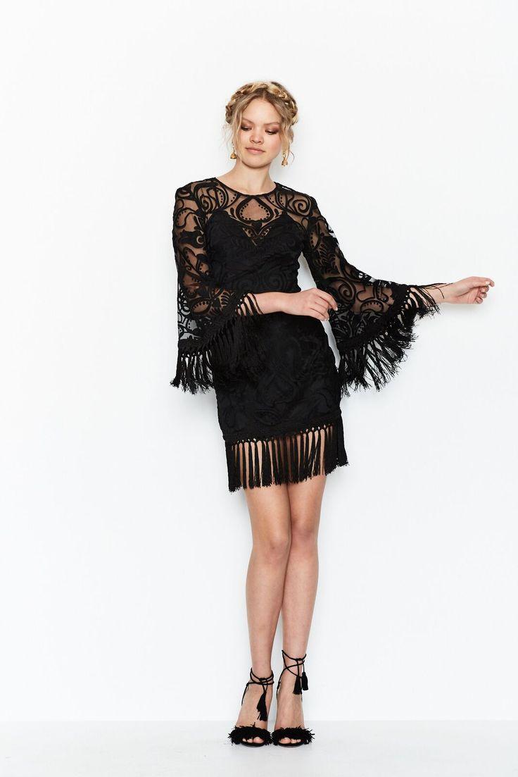 Alice McCALL - Rhiannon Dress Black