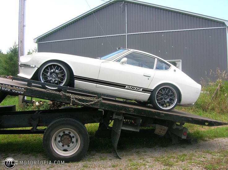 white 280z | Photo of a 1978 Datsun 280Z (280z) | Auto ...