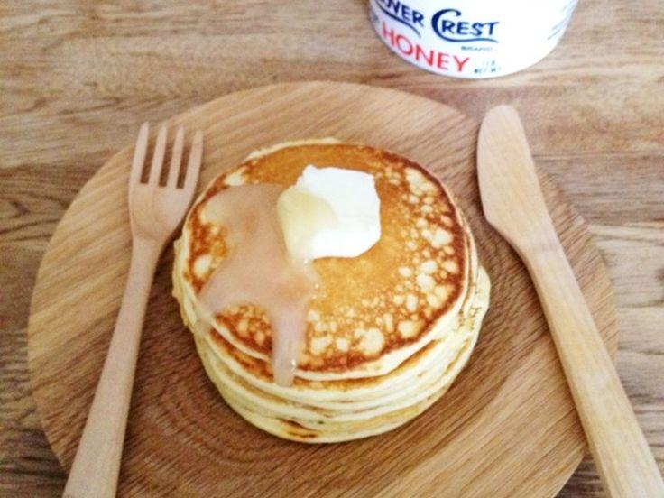 うちのパンケーキのレシピ by barjoさん | レシピブログ - 料理ブログのレシピ満載!