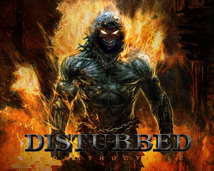 disturbed cover