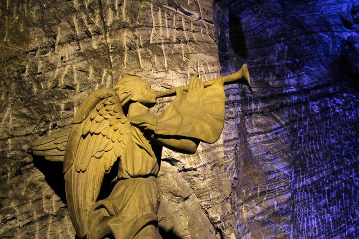 The Salt Cathedral of Zipaquira, Colombia