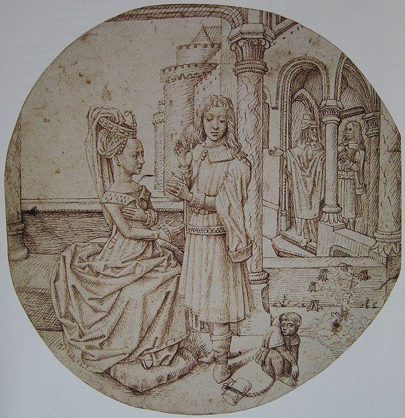 Joseph and Asenath, 1475.