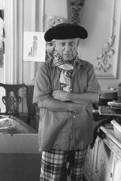 Pablo Picasso - Photo Resource