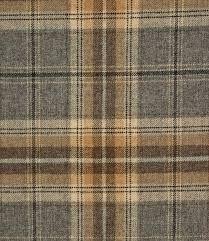 Image result for pewter, beige and brown tartan rug