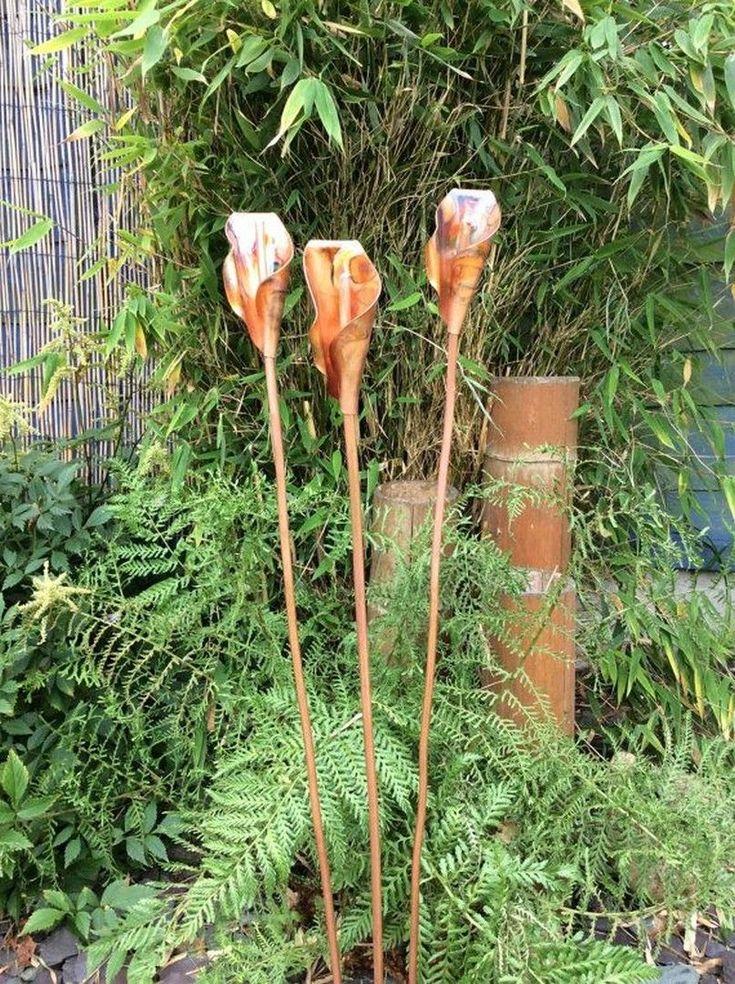 37 Diy Copper Garden Projects Copper Garden Art With 400 x 300