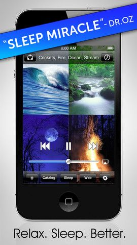 White Noise by TMSOFT for iOS #White_Noise #iOS #Sleep #Night_Shift