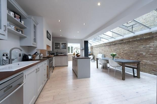 5 bedroom terraced house for sale £1,295,000 Devereux Road, Battersea, London