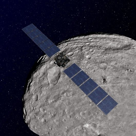 NASA grants general public the opportunity to explore the surface of Vesta   NASA has released a browser-based application that allows citizen scientists to explore the surface of the asteroid Vesta. The 3D model was created from data harvested by the agency's Dawn spacecraft.