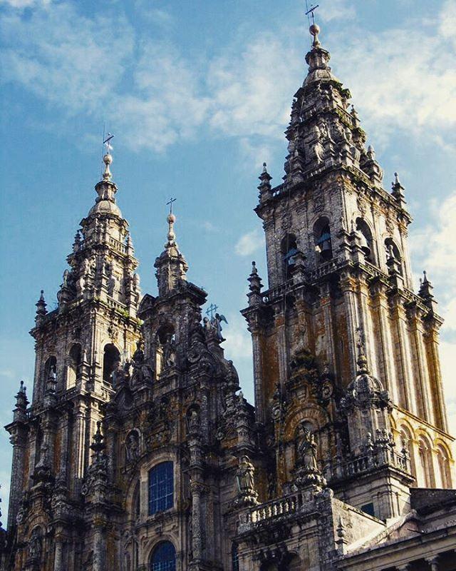 https://flic.kr/p/HEgJNR   #TBT  Las torres de #Compostela. Hacia #2013. #Catedral de #Santiago  #Galicia #España #Europa  #arquitectura #patrimonio #heritage #Camino #cultura #viajes #ciudad #fe  #EspañaMágica