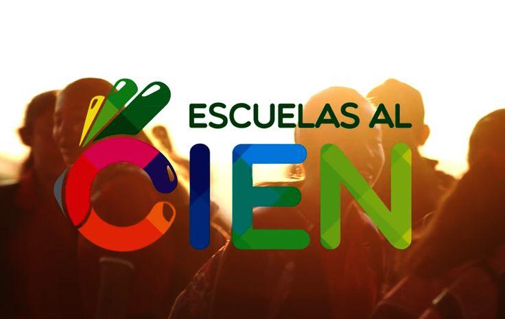 El secretario de Educación Pública Aurelio Nuño Mayer,confirmó el día de hoy, que gracias alPrograma Escuelas al CIENse han rehabilitado 12 mil...   #EscuelasAlCIEN #SEP #Educación #México