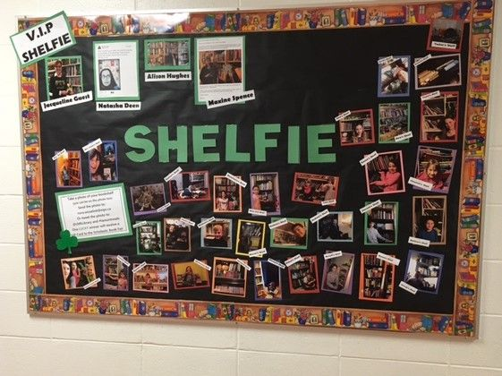 Shelfie Contest