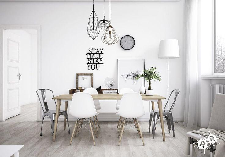 die besten 25 skandinavischer stil ideen auf pinterest skandinavischer wohnstil stil. Black Bedroom Furniture Sets. Home Design Ideas