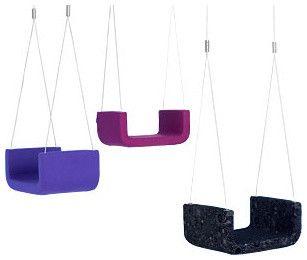 Softline Children's Indoor Swing - modern - kids toys - - by softline.dk