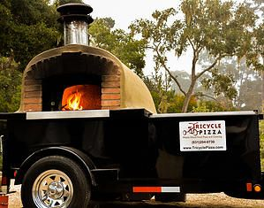 Mobile Wood Fired Pizza Catering