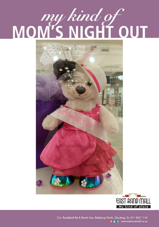 Build-A-Bear Workshop -  Mother's Day Teddy R350