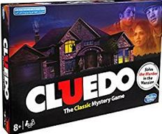 Gioco in scatola Cluedo. https://www.amazon.it/gp/product//B0044Y0EHM/ref=as_li_tf_tl?ie=UTF8&camp=3370&creative=23322&creativeASIN=B00J5KVQWW&linkCode=as2&tag=valenx-21
