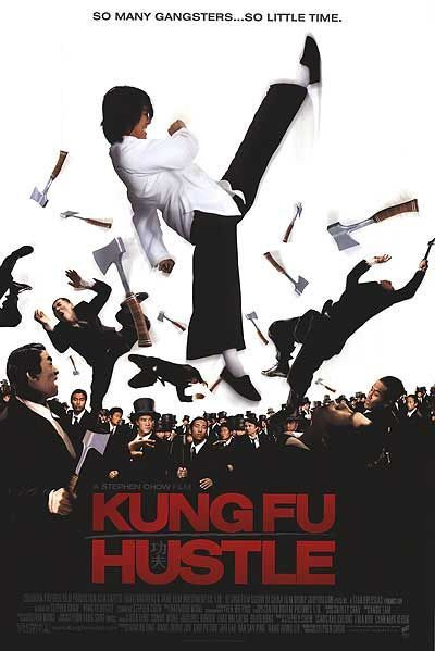 """""""Kung Fu Hustle"""" AKA """"Kung Fu"""" > 2004 > Directed by: Stephen Chow > Action / Action Comedy / Martial Arts / Period Film // Stupid fun."""