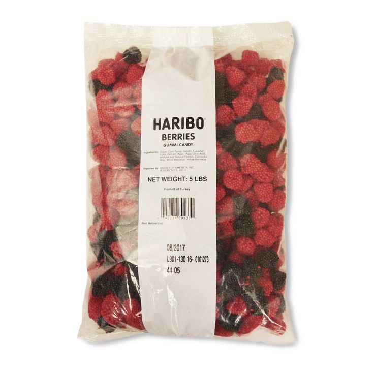 Haribo berries....can order 5 lbs on Amazon!!!