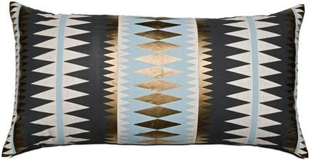 Modern cushions in mixed patterns - BoConcept Furniture Sydney Australia