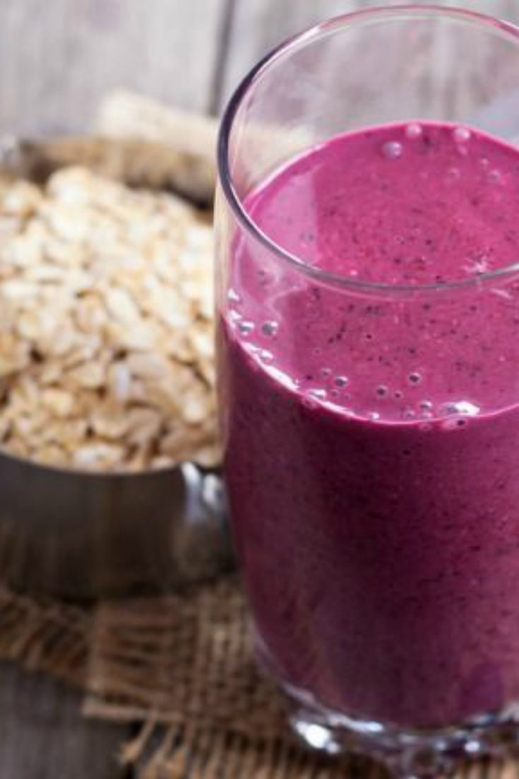 What to eat if you want to conceive a girl? This smoothie (with NO banana!) <3
