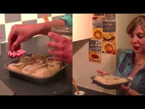 Cinnamon Rolls/Rotolini alla Cannella - In Cucina con Meg