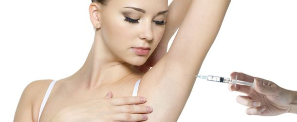Botox Treatment for sweating  Botulinum toxin A has been approved by the Food and Drug Administration (FDA) for the treatment of excessive sweating. So if you feel sweaty palms are making your handshakes embarrassing, or excessive sweating in your armpits is isolating you, then Botox treatment may be the answer to your problems.  http://www.botoxindubai.com/botox-treatment-for-sweating/