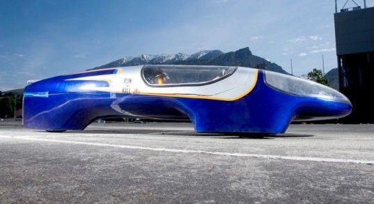 Ultra-Light Car 1300 MPG Diseñado Student-Se ejecuta en un motor de cortadora de césped Tiny   Inhabitat - Sustainable Design Innovation, Eco Arquitectura, Construcción Verde