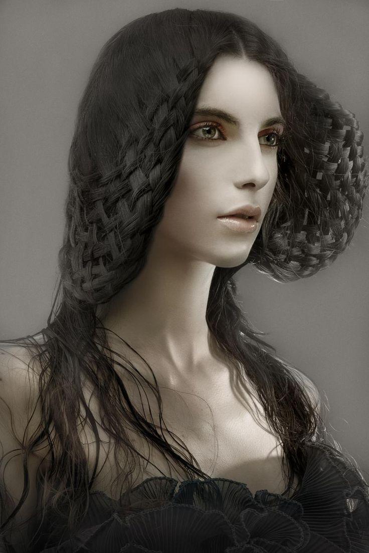 best avantgarde hair images on pinterest avant garde
