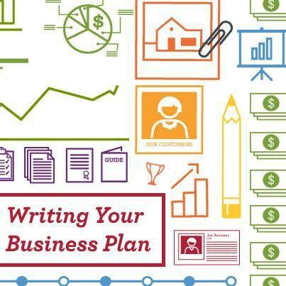a written business plan