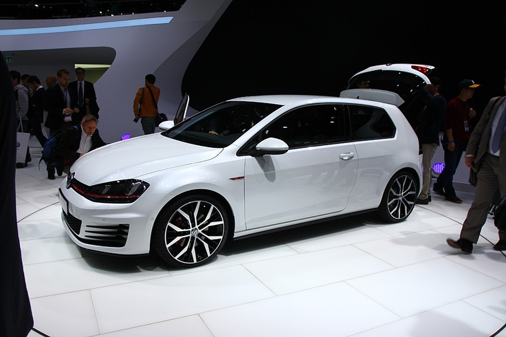 New VW GTI! I want this one too!