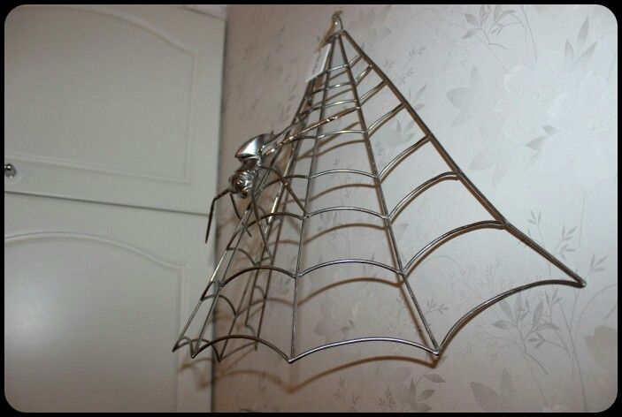 Angry spider lampshade