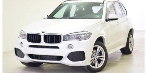 BMW X5 3.0d M-Paket - 5525