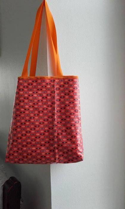 - Tote Bag tissus Petit Pan - DécoAvenue - Cabinet de curiosités créatives