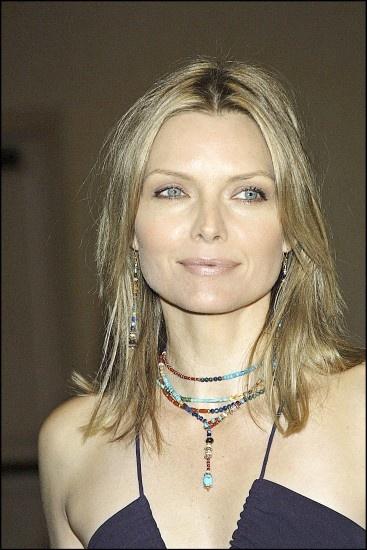 Tres décadas con Michelle Pfeiffer  Plenitud  Así deslumbraba a los fotógrafos la actriz Michelle Pfeiffer a punto de cumplir los 40.