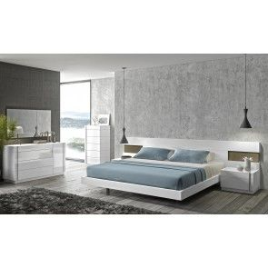 CADO Modern Furniture - AMORA Modern Bedroom Set