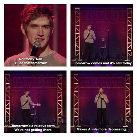 Bo Burnham Tomorrow